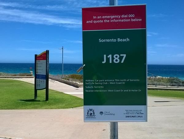 BEN signs are already playing their part in coastal emergencies