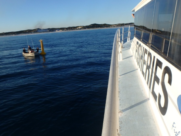 Esperance receivers online and ready to detect tagged sharks