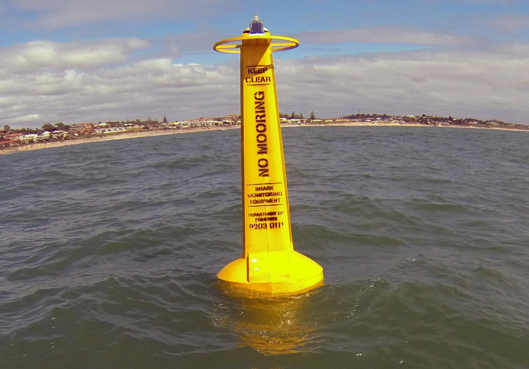Locations confirmed for Esperance shark detectors