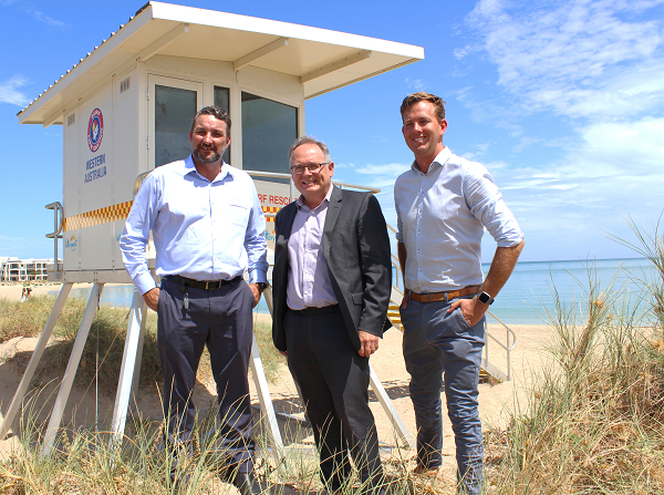 New Government-backed beach patrol services for Mandurah