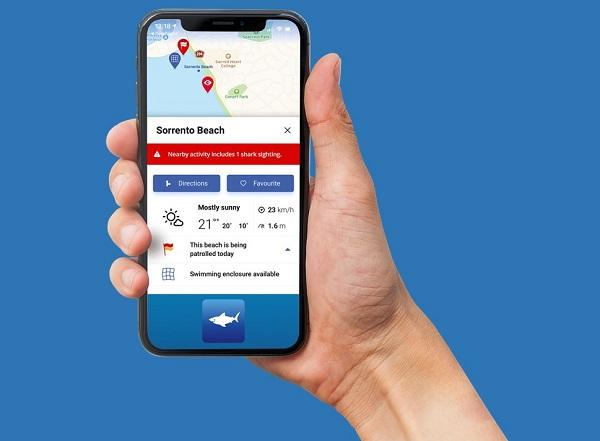 New SharkSmart WA app to help Switch on your Sea Sense