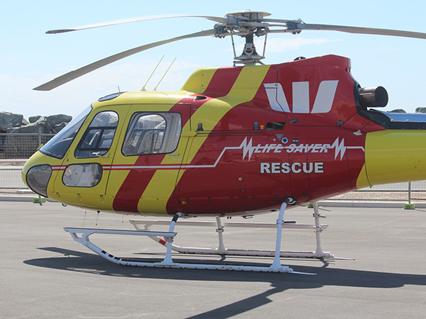 South-West Westpac Lifesaver Helicopter daily patrols end