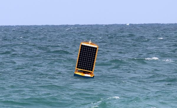 Trial of new shark detection technology